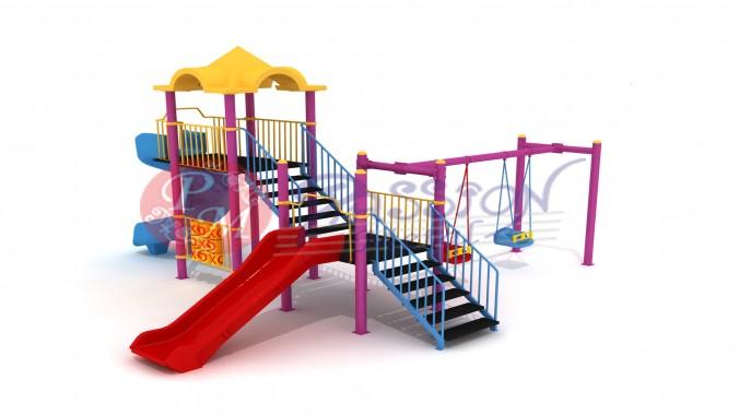Metal Çocuk Parkları – PMD 002
