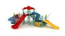 Metal Çocuk Parkları – PMD 003