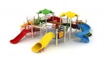 Metal Çocuk Parkları – PMD 005