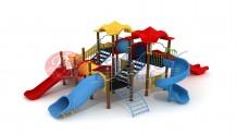 Metal Çocuk Parkları – PMD 006